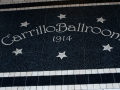 Carrillo Ballroom floor tiles