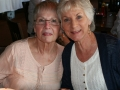 Nancy Presnell and Sue Bentley