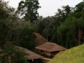 Chan Chich Resort nestled amidst Mayan archeological site