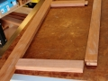Planning door glue up