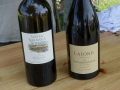 2010 Primitivo and 2010 Syrah:Grenache from cellar