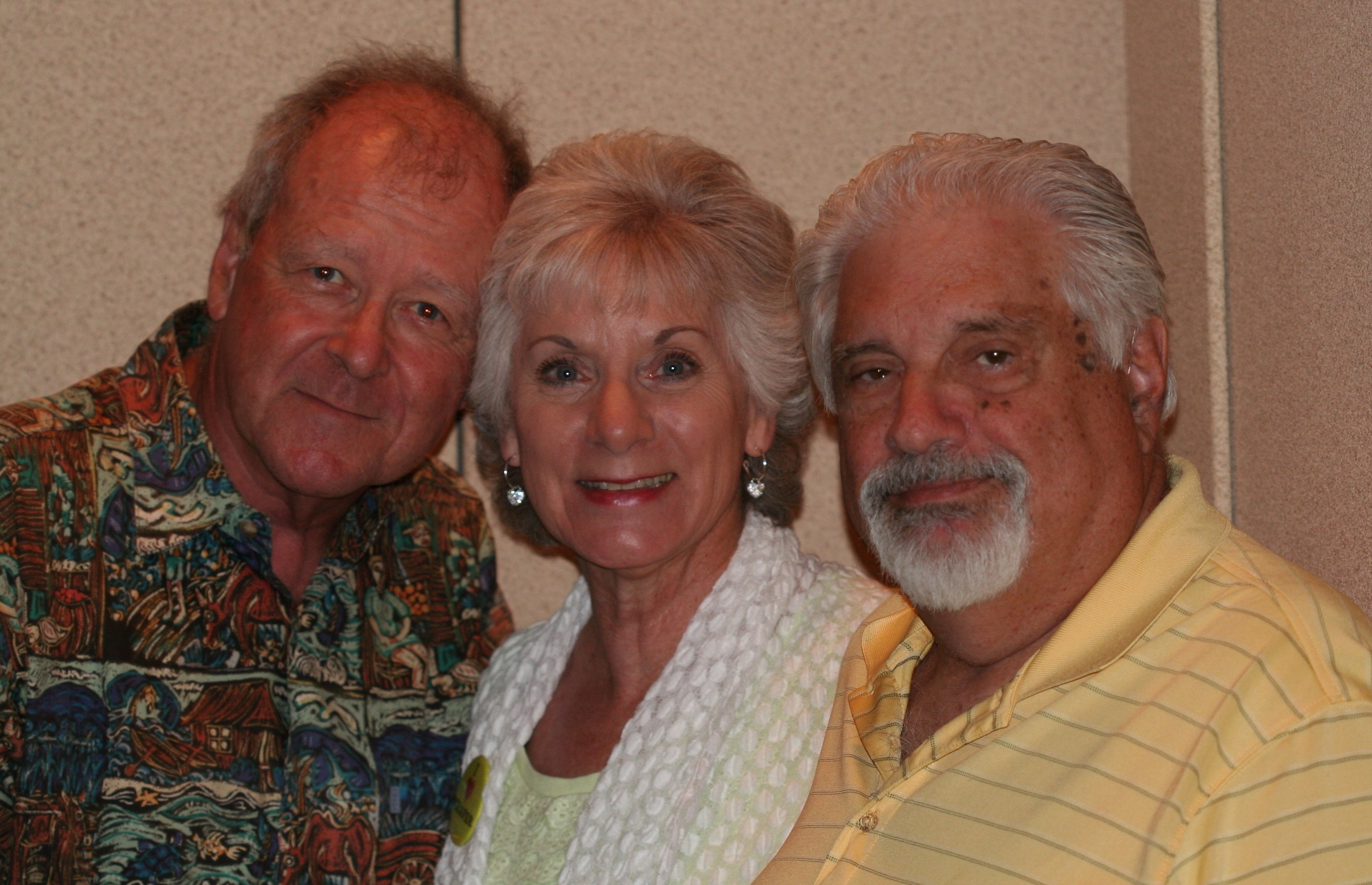 Tom Buhl, Susan Bentley & Frank Pesta